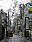 Street in Gion district